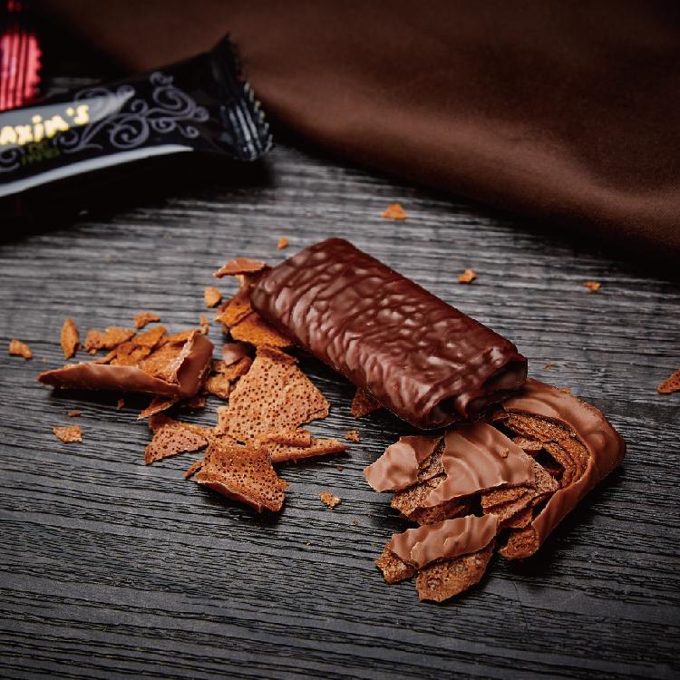 maxim's巧克力脆餅