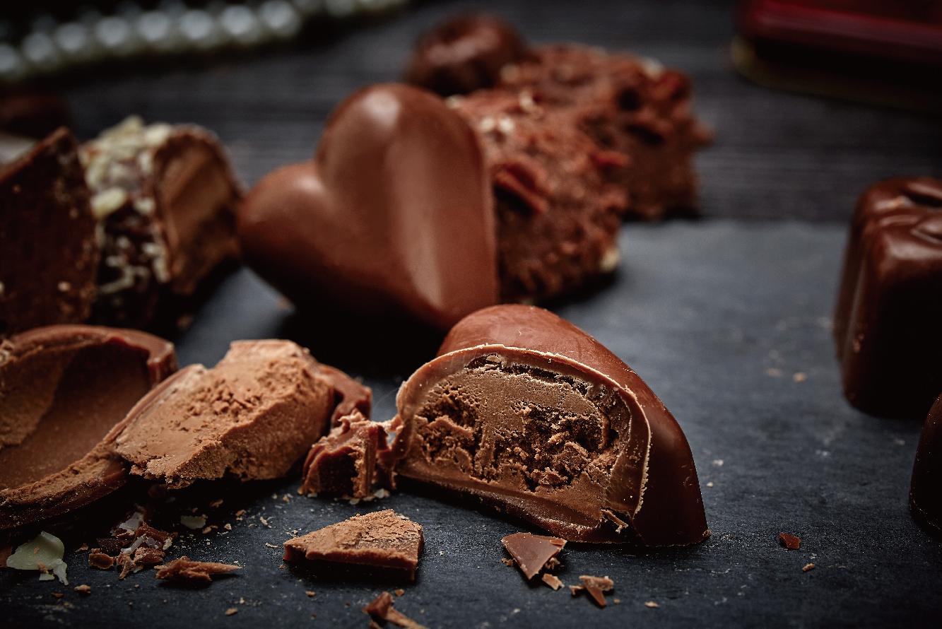 心型巧克力